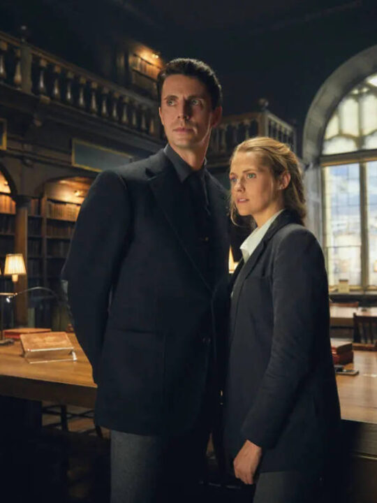 A Discovery of Witches Season 1 Streaming Free Before Second Season Hits