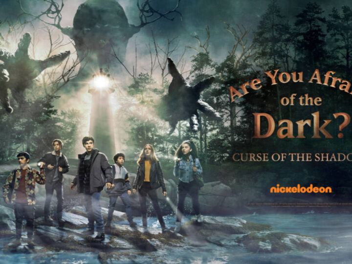 Are You Afraid of the Dark?: Curse of the Shadows Trailer