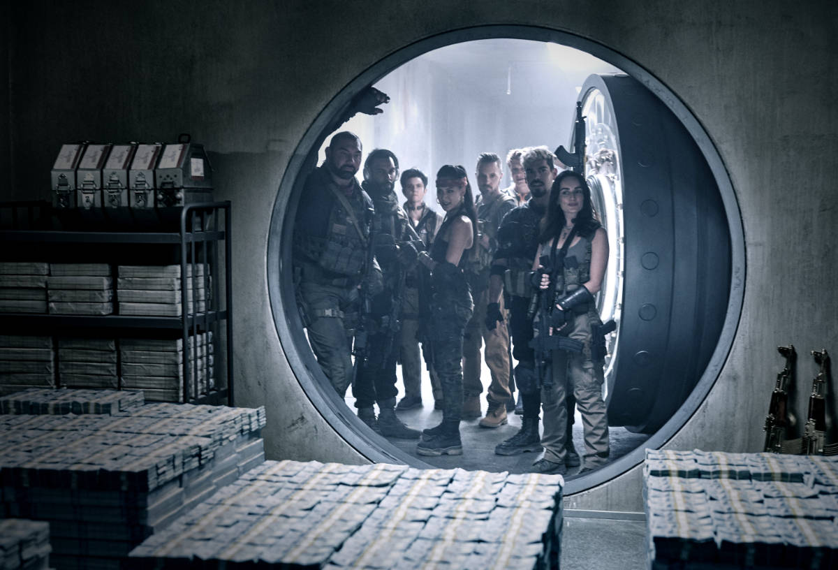 New Photos from Zack Snyder's Army of the Dead!