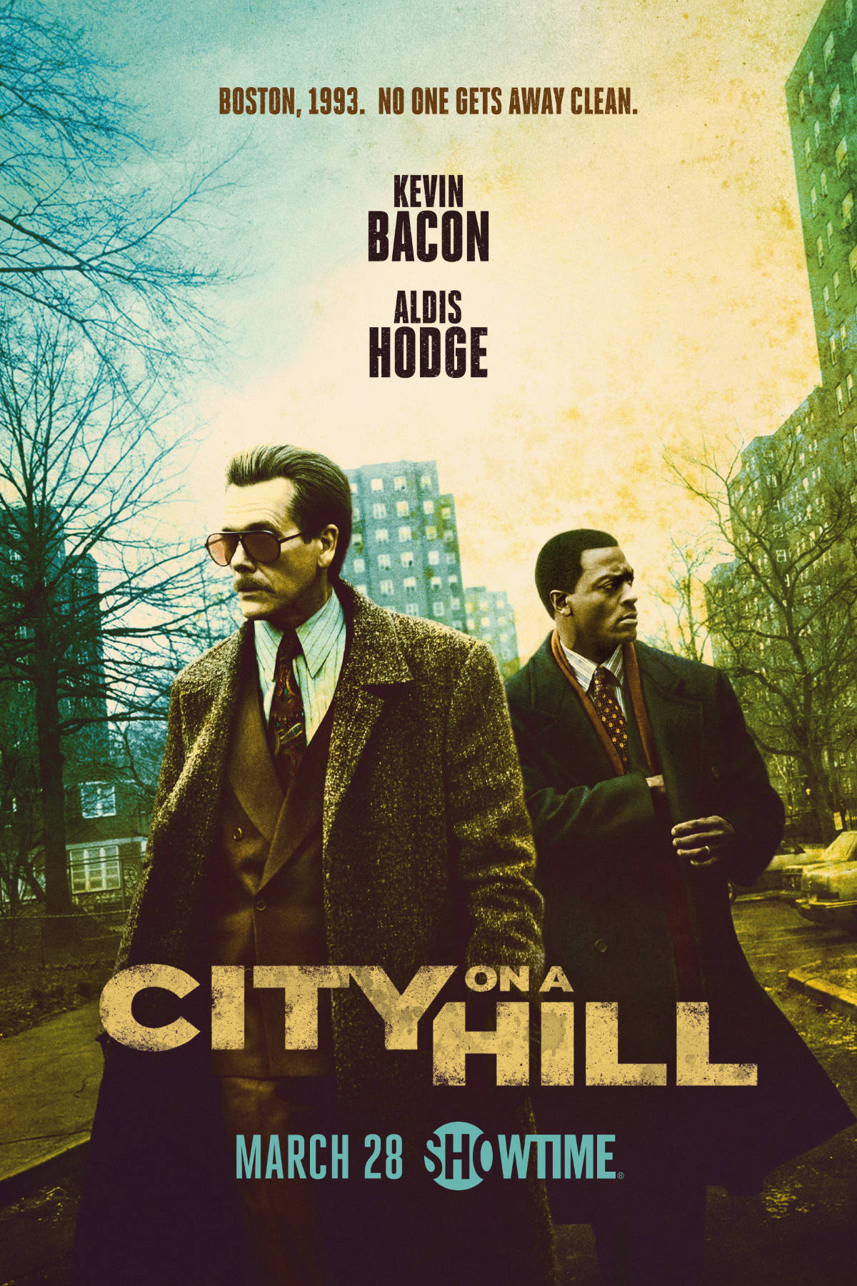 City on a Hill Season 2 Poster