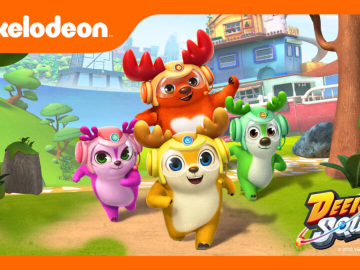Deer Squad Goes Global on Nickelodeon Channels