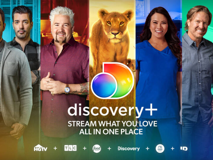 Discovery Plus Launches and Announces Vodafone Deal