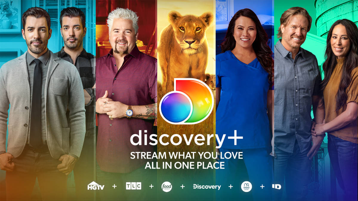 Discovery+ Launches Today in the US