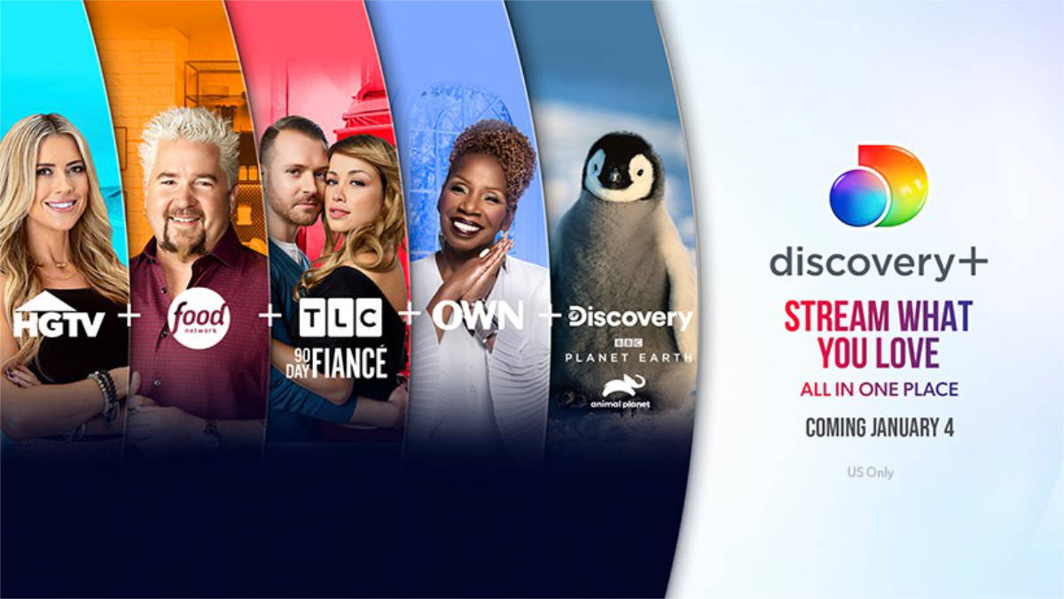 Discovery makes OTT debut in 12 European markets