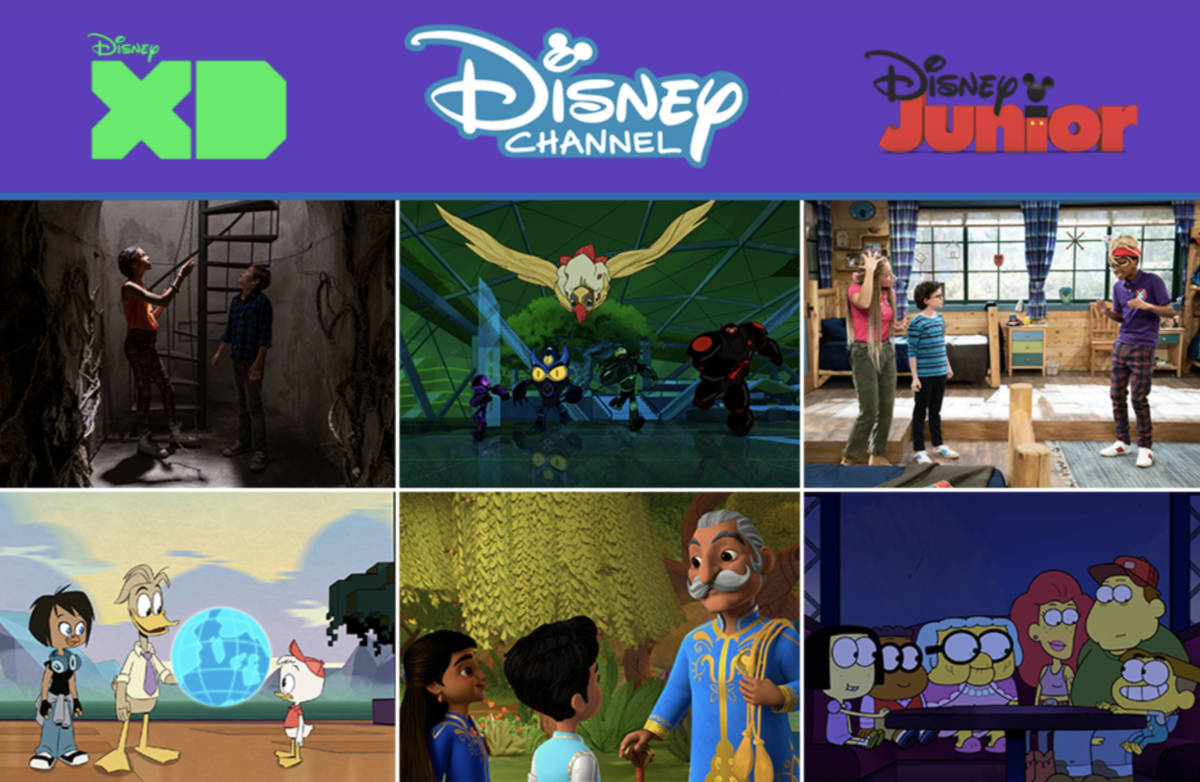 Disney Channels February 2021 Programming Announced