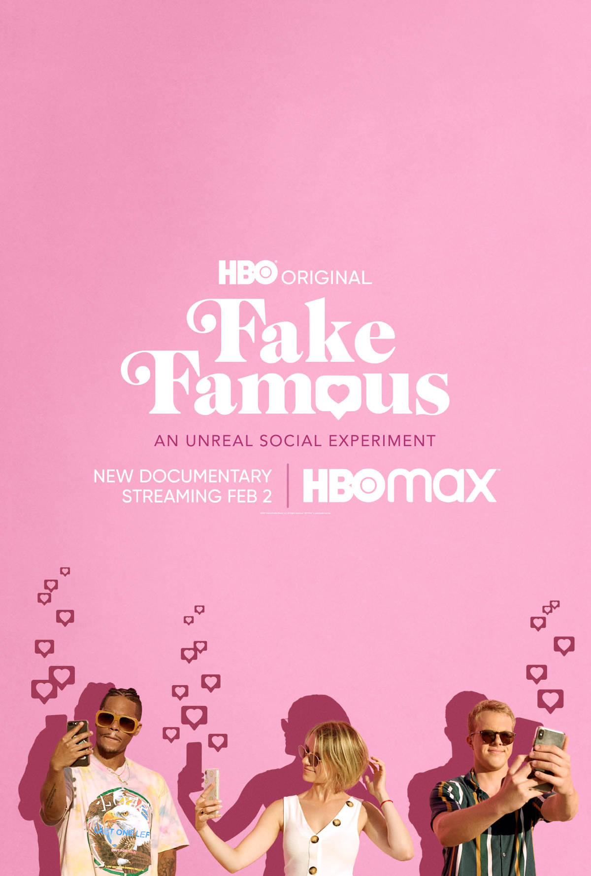 Fake Famous Poster