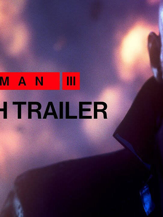Hitman 3 Launch Trailer Revealed!