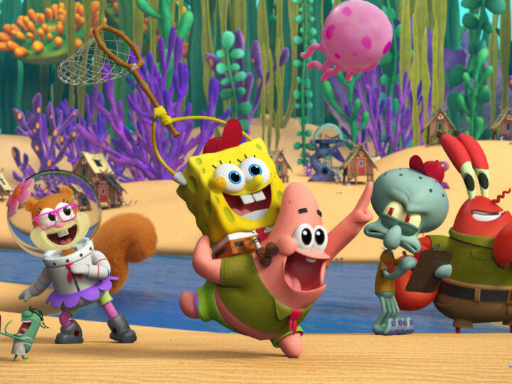 Kamp Koral: SpongeBob's Under Years Sneak Peek!