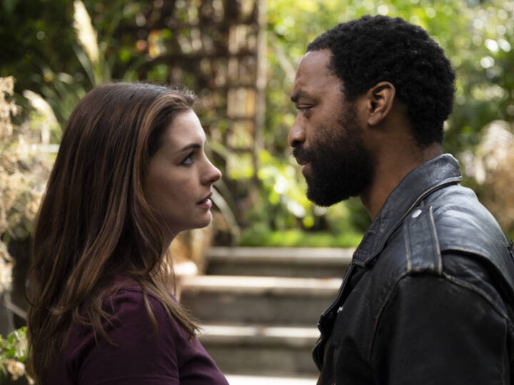 Locked Down Trailer Featuring Hathaway and Ejiofor