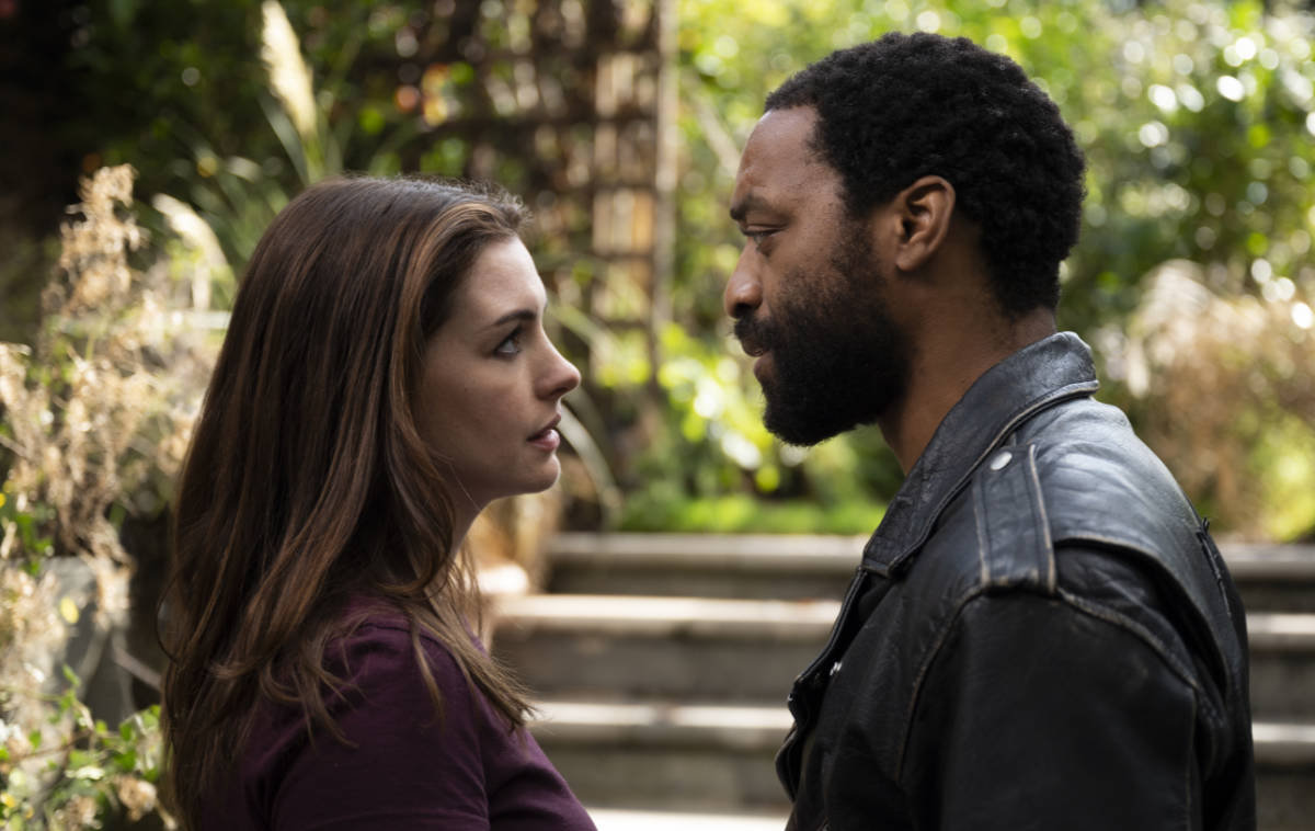 'Locked Down' Trailer Starring Anne Hathaway and Chiwetel Ejiofor