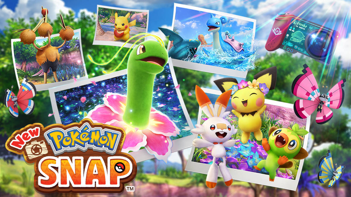 New Pokemon Snap Release Date and Trailer Revealed