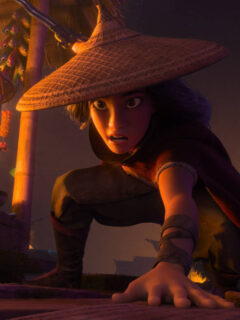 Raya and the Last Dragon Crew on the Anticipated Disney Film!
