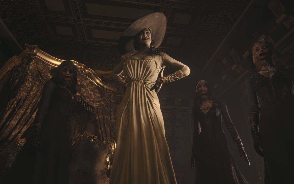 Resident Evil Village Release Date and New Trailer!