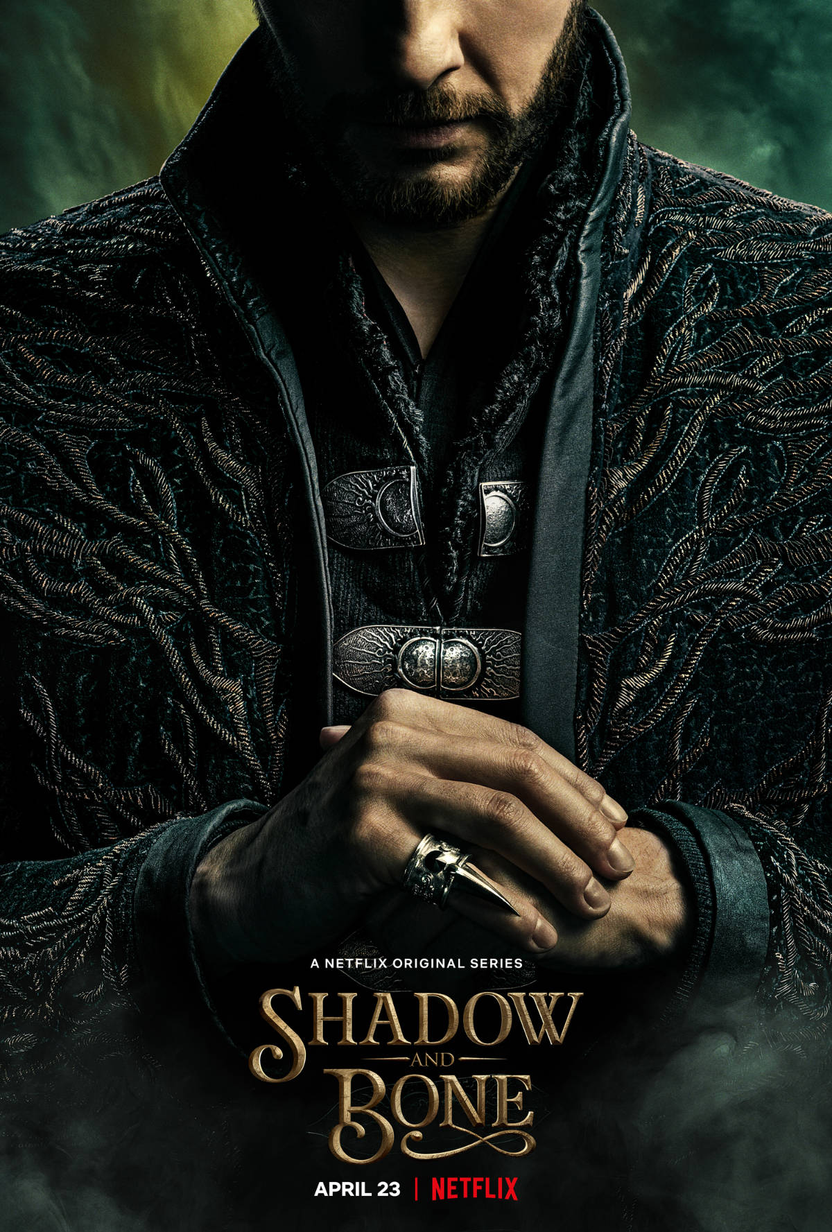 New Netflix's Shadow and Bone Posters and First Look Images