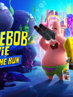 The SpongeBob Movie and Kamp Koral Coming to Paramount+