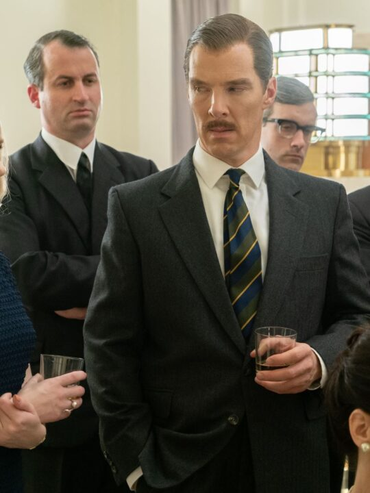 The Courier Trailer Featuring Cumberbatch, Ninidze, Brosnahan & Buckley