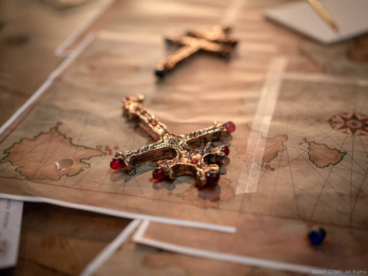Uncharted Film Images Hint at a Puzzle