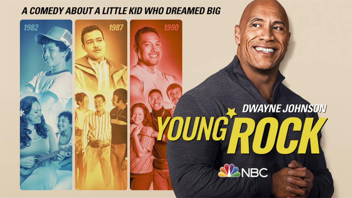 Dwayne Johnson on Young Rock, Premiering Feb. 16