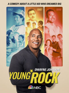 Dwayne Johnson on Young Rock, Premiering Feb. 16