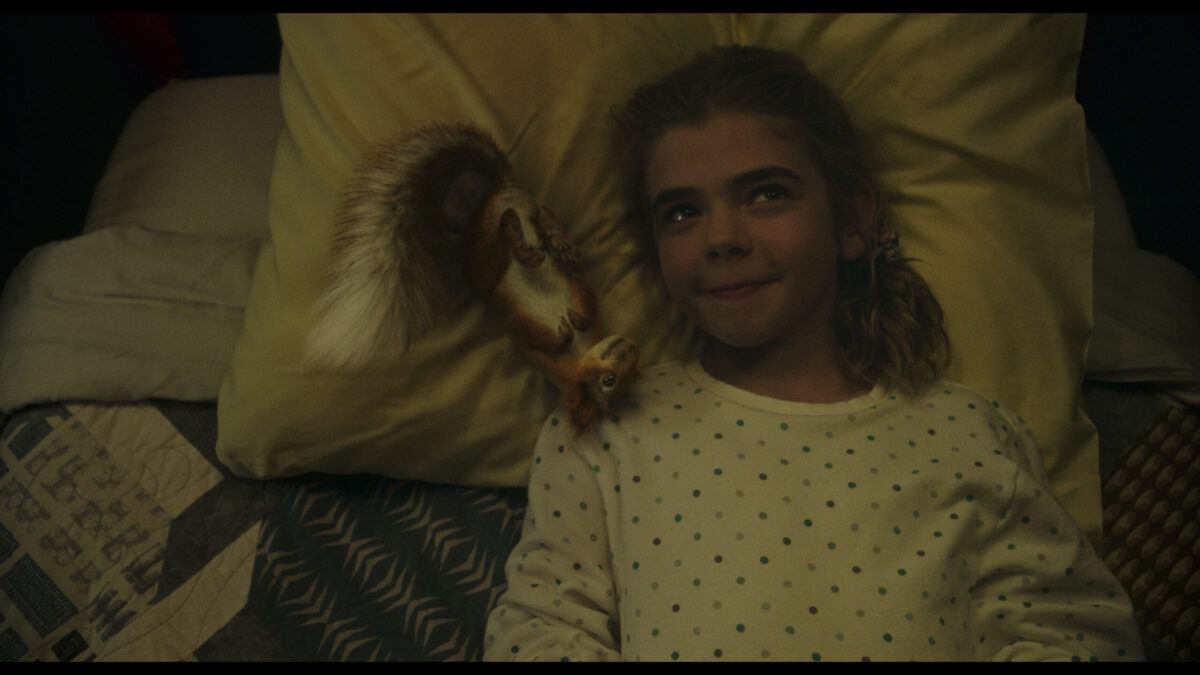 The Cast and Crew of Flora & Ulysses Talk Superhero Squirrels