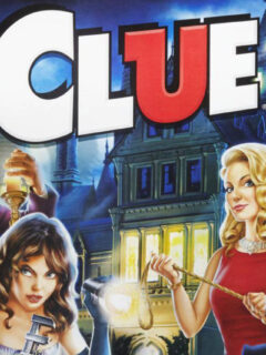 Clue Animated Series Coming from FOX and eOne