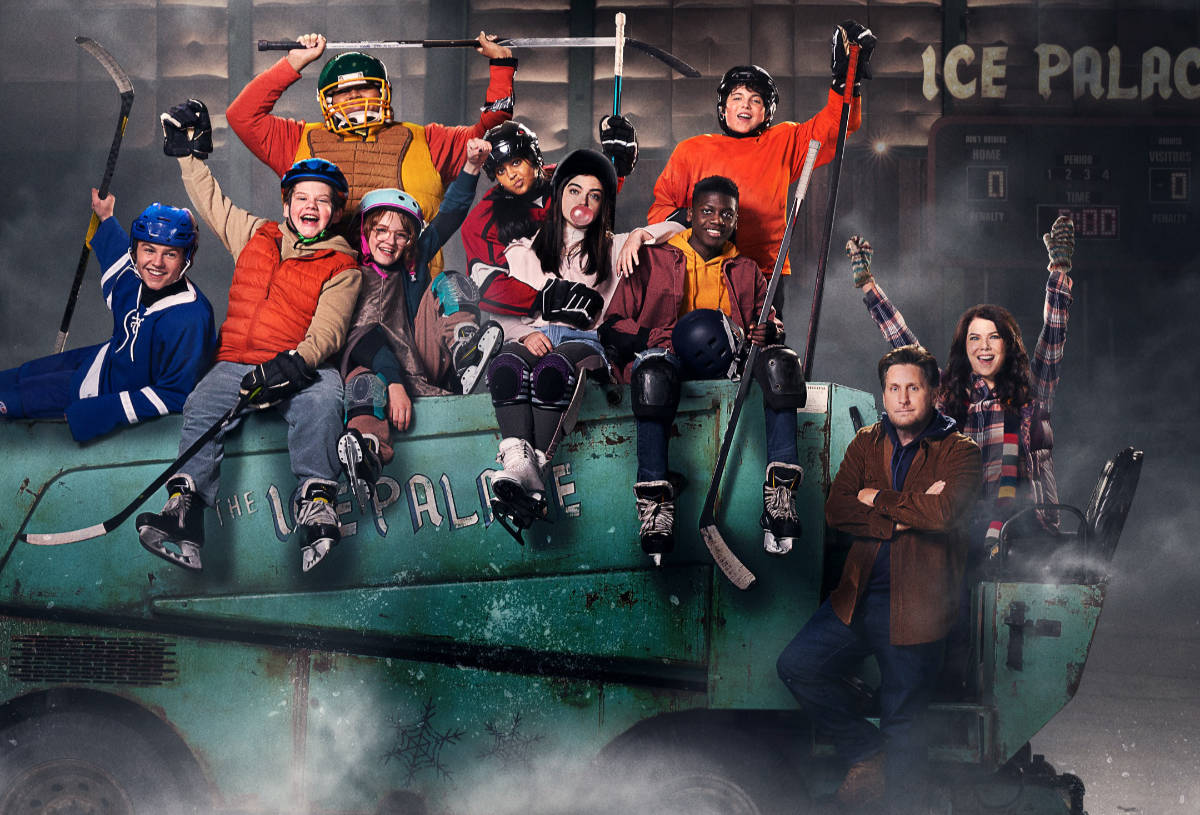 The Mighty Ducks: Game Changers Trailer and Key Art