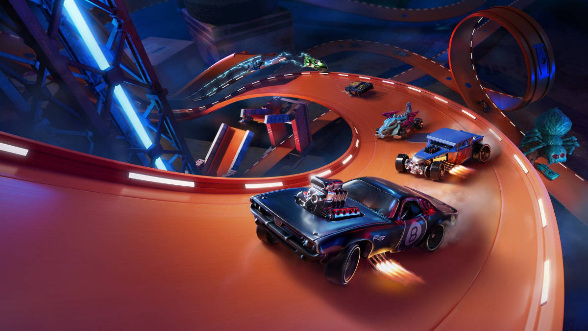 Hot Wheels Unleashed Announced by Mattel