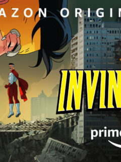Invincible Trailer Previews the Robert Kirkman Series