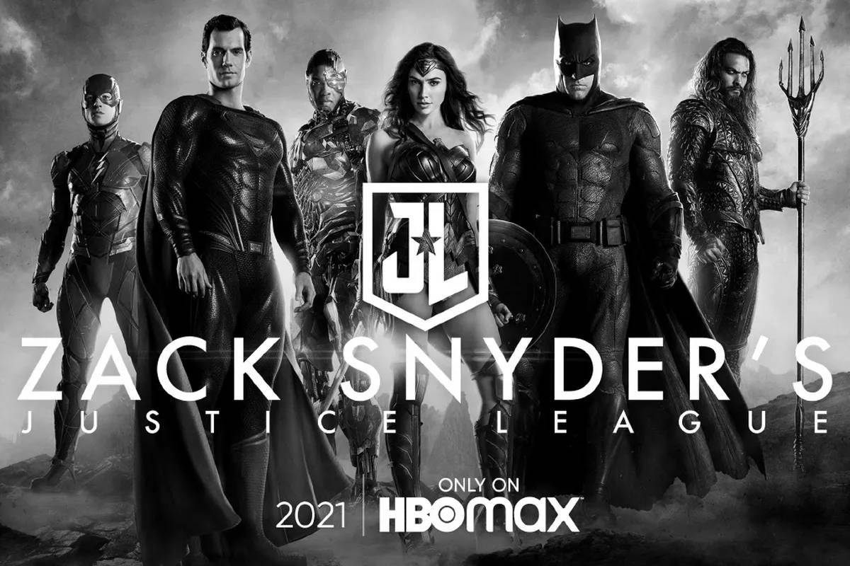 The New Trailer for Zack Snyder's Justice League!