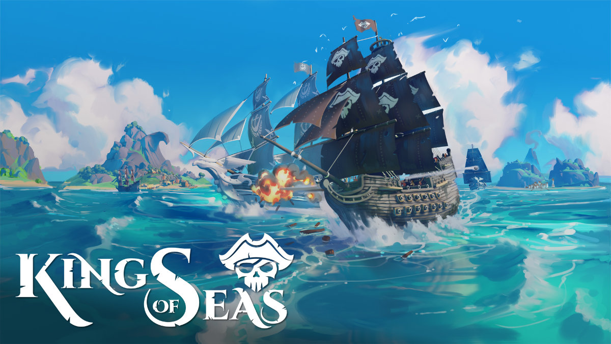 King of Seas Release Date Set for May 2021