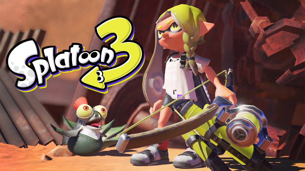Splatoon 3, Skyward Sword and Mario Golf Coming to the Switch
