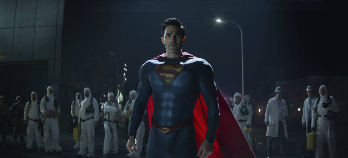 Superman & Lois Promo and New Photos Debut