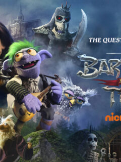 The Barbarian and the Troll Trailer Revealed by Nickelodeon