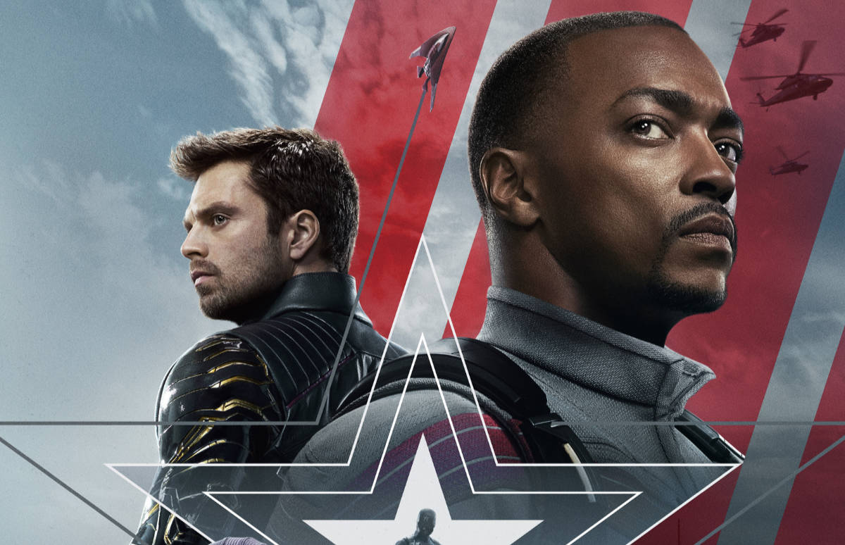 The Falcon and The Winter Soldier Trailer and Poster!