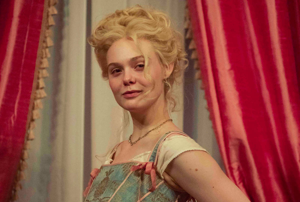 Check Out the First Look at Elle Fanning in The Great Season 2
