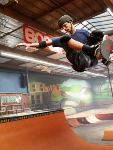 Tony Hawk's Pro Skater 1 + 2 Comes to Next-Gen Consoles and PC