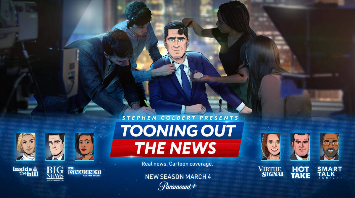 Tooning Out the News Renewed for a Second Season