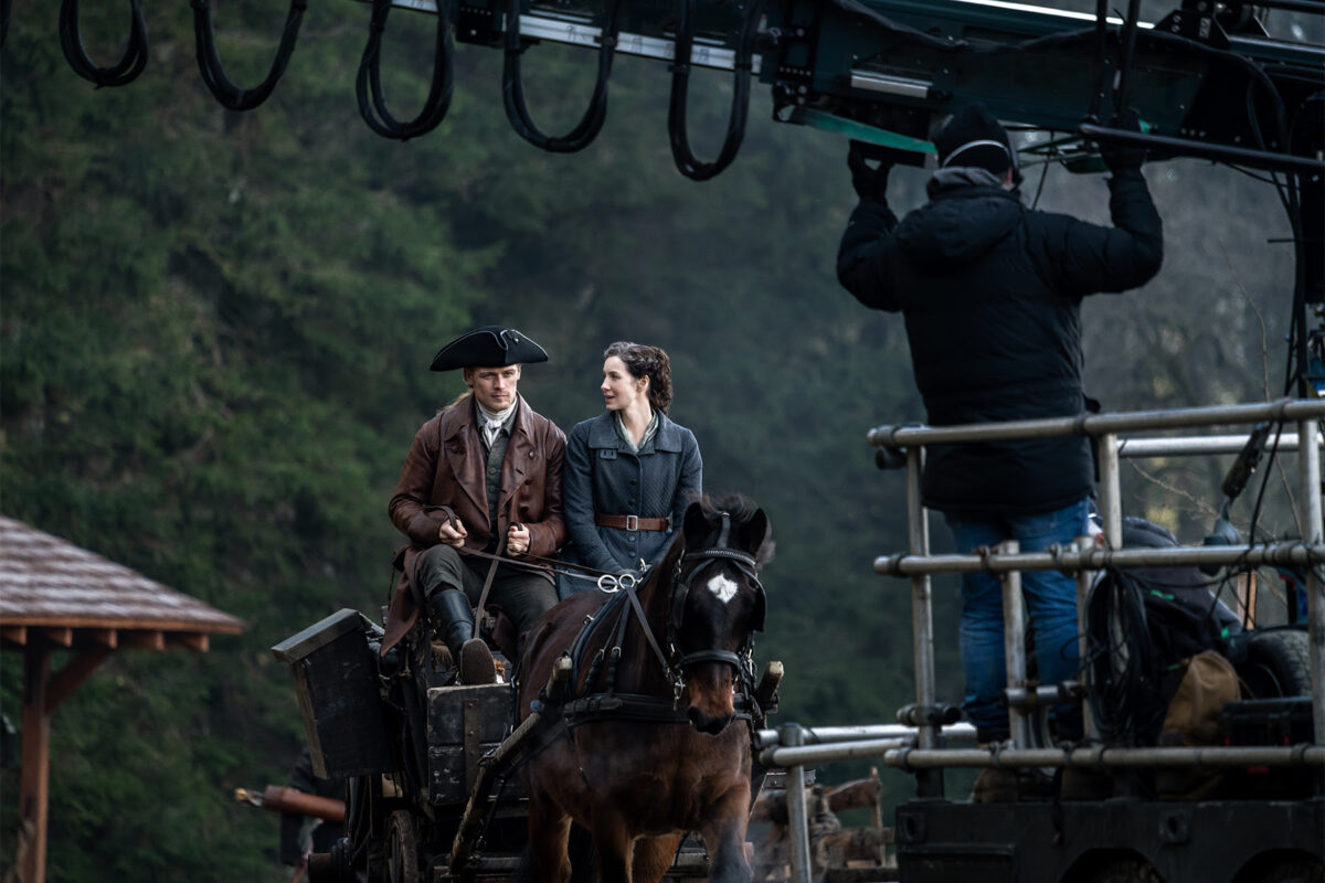 Outlander Season 6 Begins Production in Scotland with a New Video