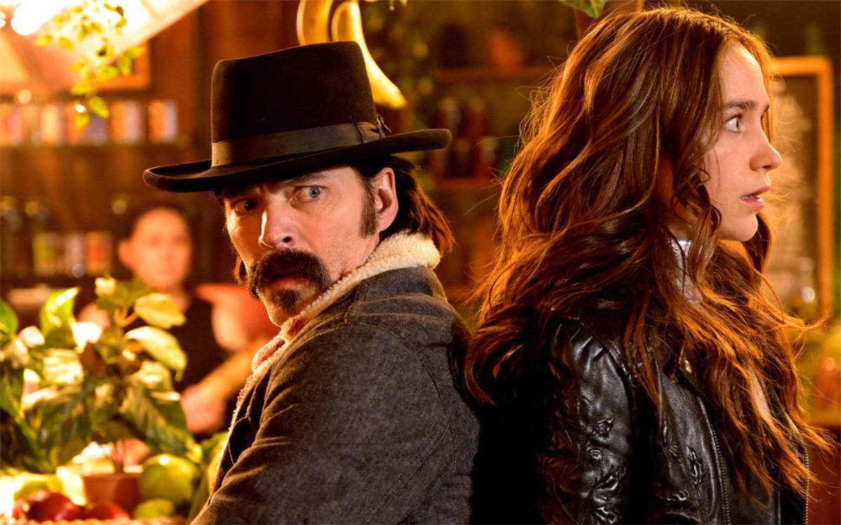 Wynonna Earp to End After the Current Fourth Season