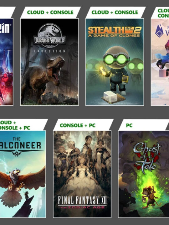 Xbox Game Pass February 2021 New Games