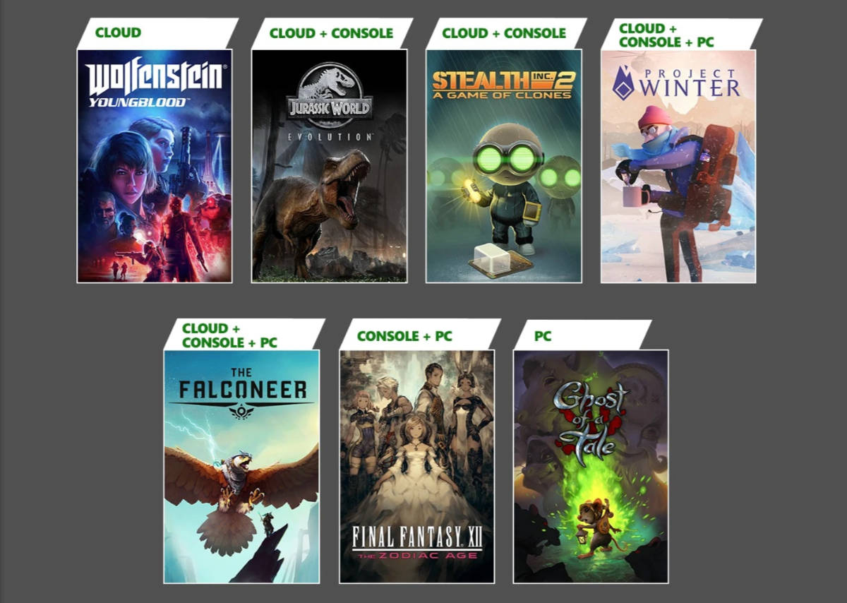 Here are the Game Pass Titles to Expect in Early February
