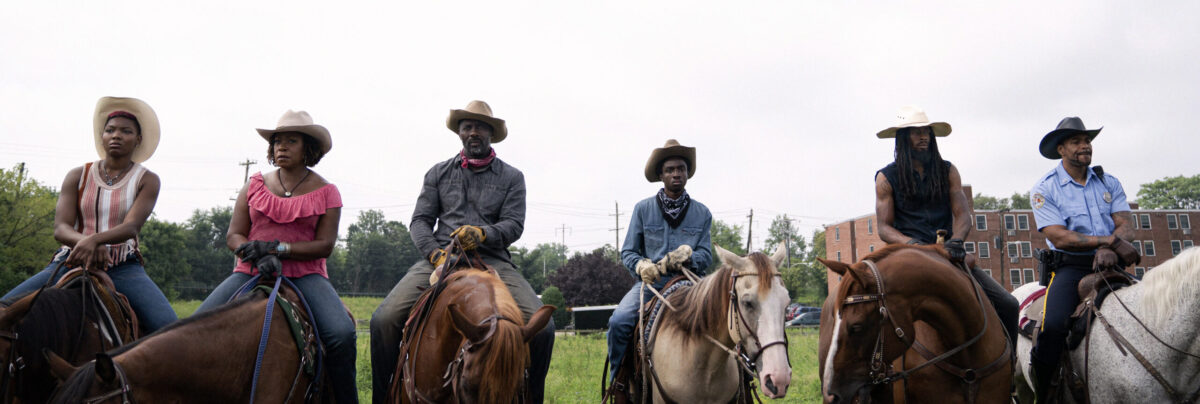 Netflix Releases Trailer Concrete Cowboy Starring Idris Elba