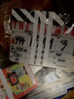 Matt Reeves' Batman Movie Wraps Filming