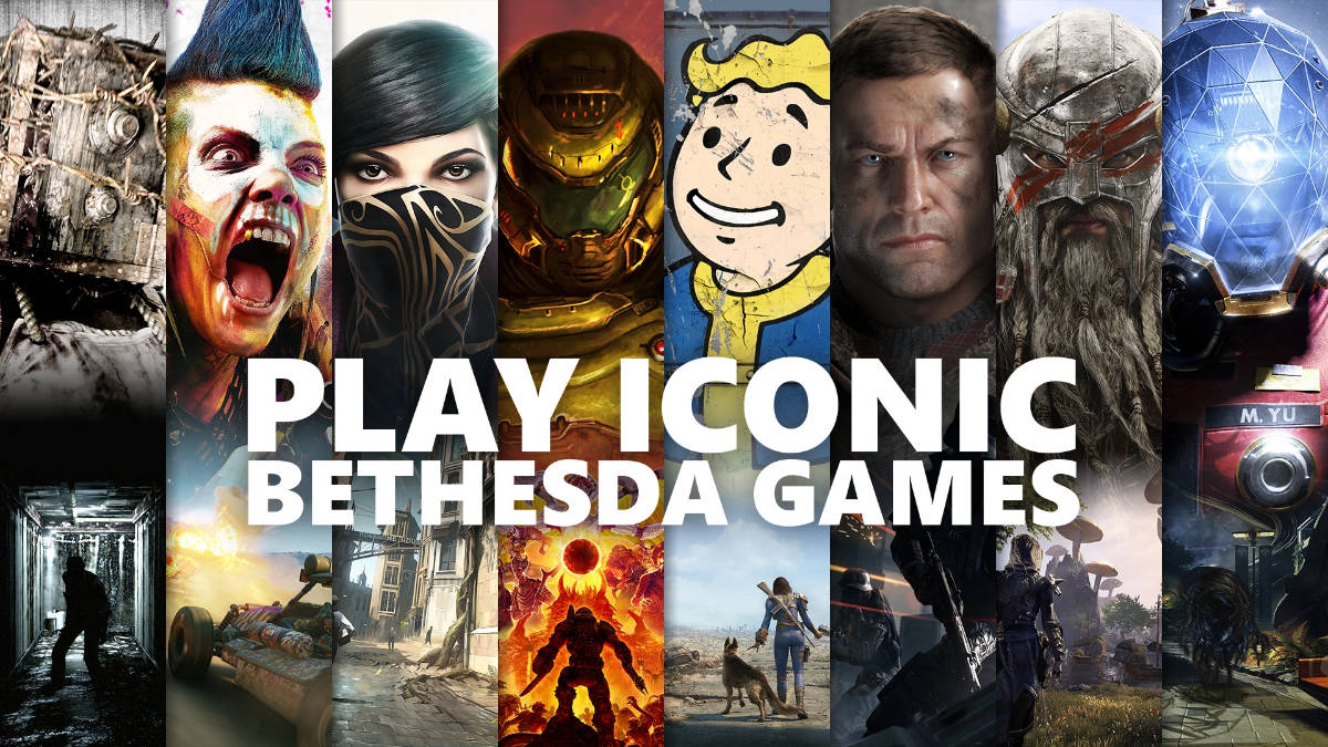20 Bethesda Games Coming to Xbox Games Pass!