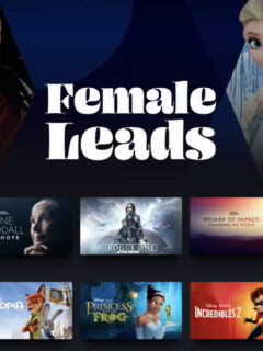 Disney Bundle Celebrates Women's History Month