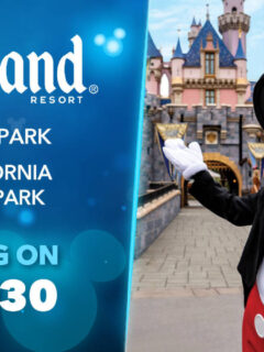 Disneyland Reopening Set for April 30
