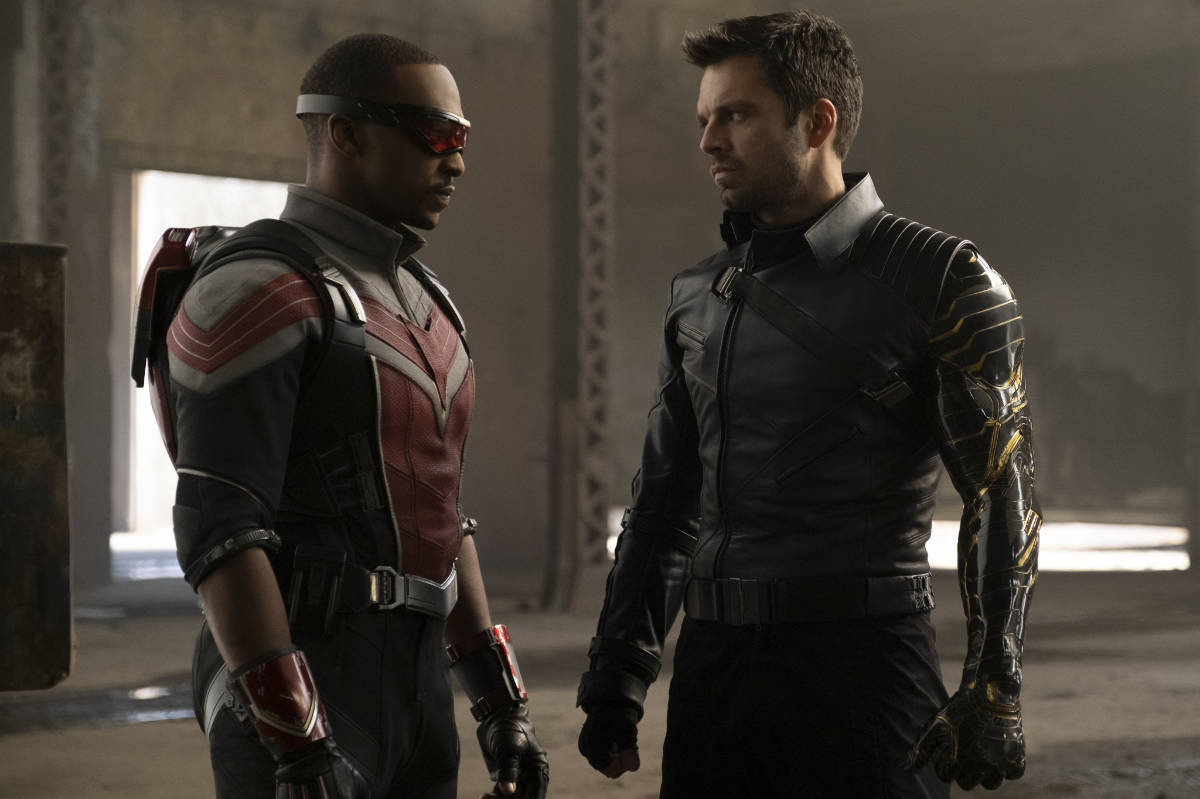 Falcon and The Winter Soldier TV Spots Hit!