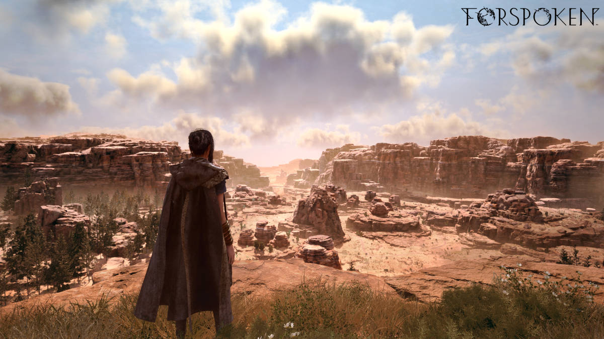 Forspoken Revealed by Square Enix and Luminous