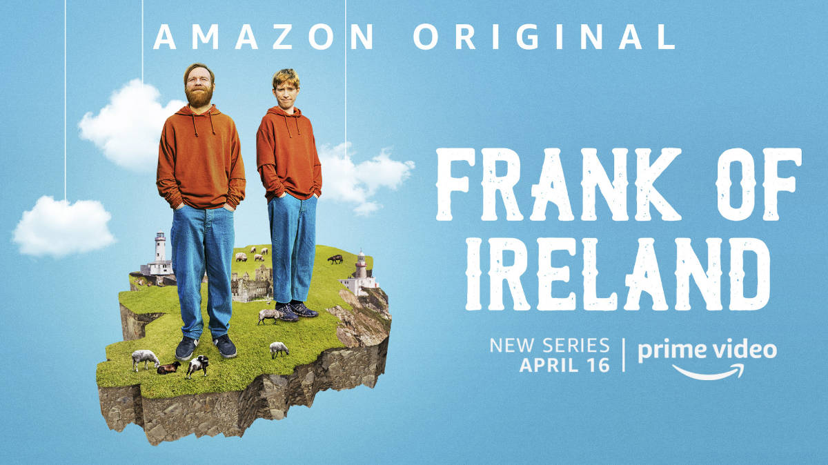 Amazon Debuts Trailer for Comedy Series Frank of Ireland