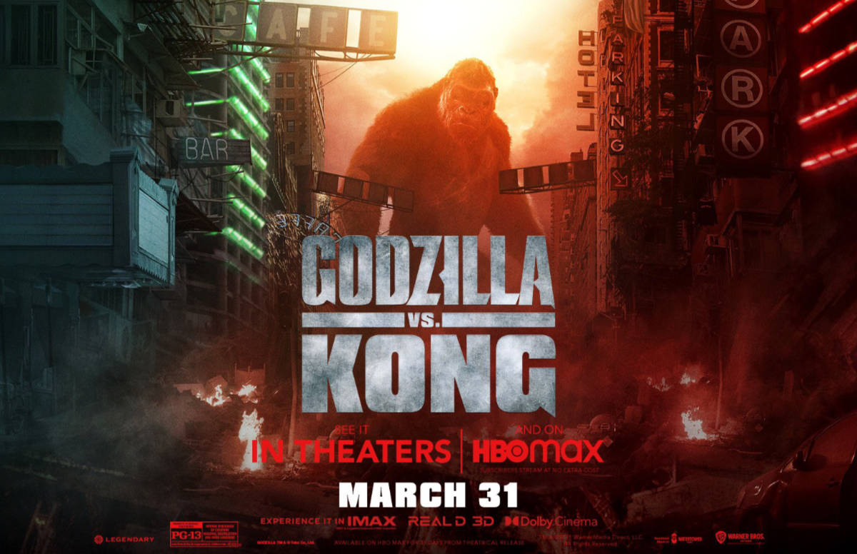 5 New Godzilla vs. Kong Posters Debut!